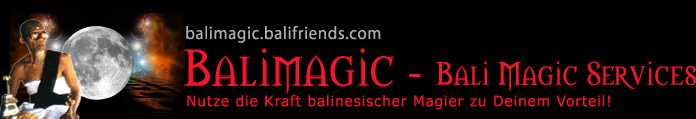 BALIMAGIC-Bali Magic Services